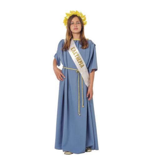 12 Size 10 Traditional Greek Eleftheria Costume for Girls