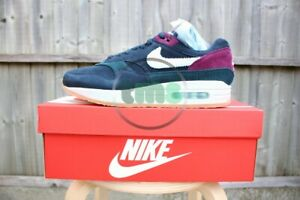 Details about Mens Nike Air Max 1 Crepe Sole Uk 6 Brand New With Box Obsidian