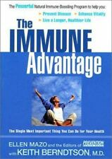 The Immune Advantage: The Single Most Important Thing You Can Do for-ExLibrary