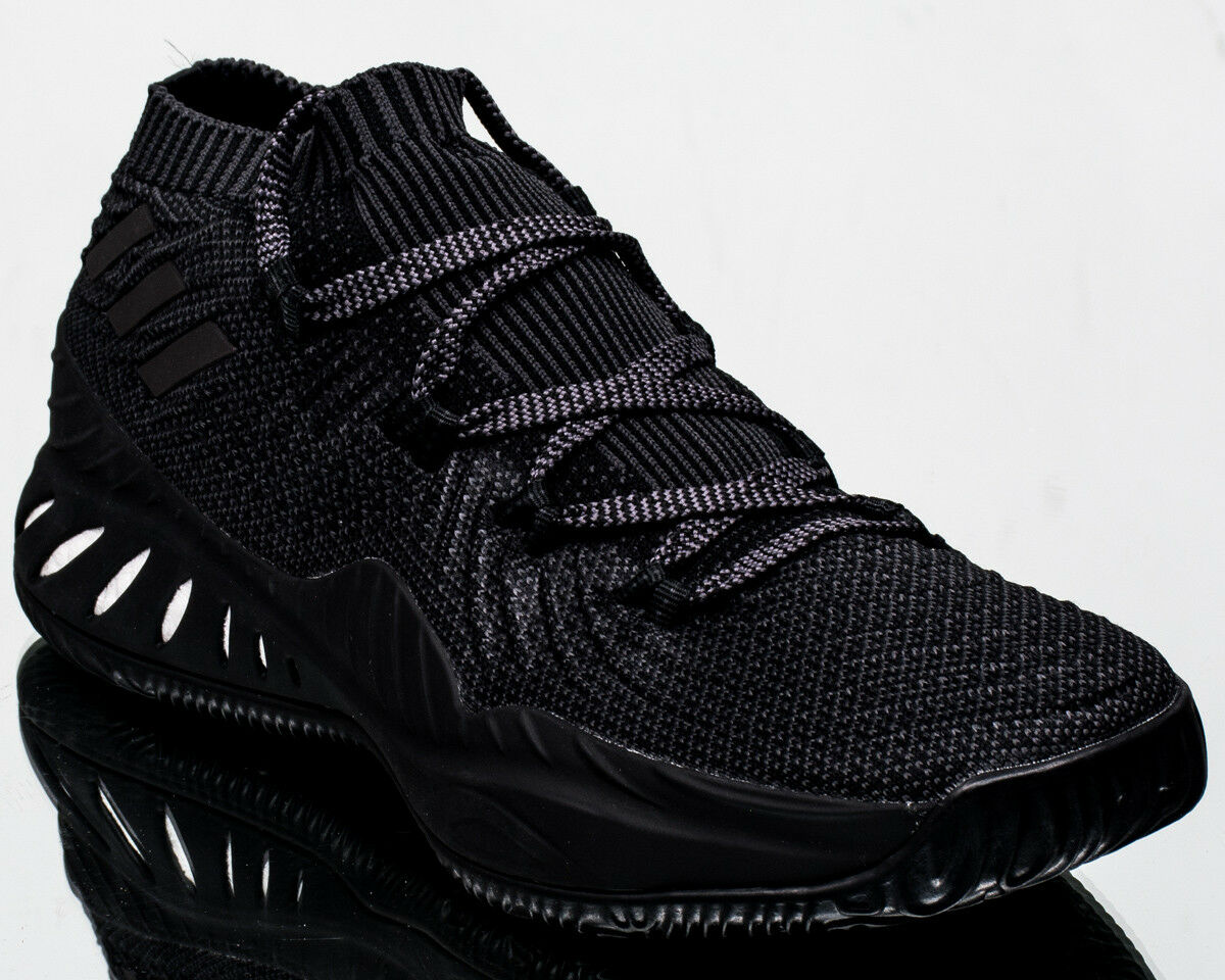 adidas Crazy Explosive 2018 Primeknit Low hommes basketball  chaussures  NEW  noir  AC8805