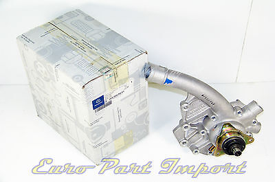 Graf Engine Cooling motor Water Pump w// Gasket nEw for Mercedes W201 190E 2.3L