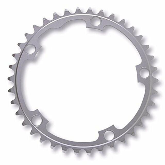 Stronglight Campagnolo Road Bike Chainring 5-Bolt 135 BCD 8//9//10 Speed Alloy