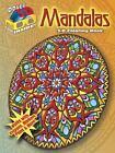 Dover 3-D Coloring Book: 3-D Coloring Book - Mandalas by Alberta Hutchinson and Martha Bartfeld (2011, Paperback)