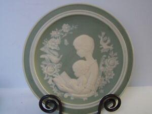 Franklin-Porcelain-Mother-039-s-Day-1977-Porcelain-Plate-Limited-Edition