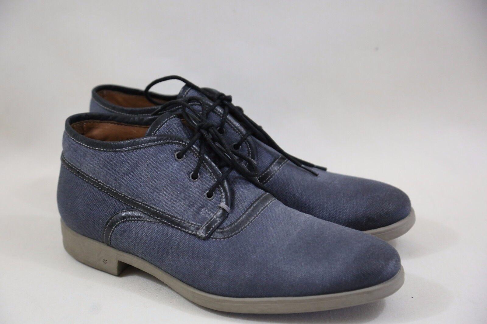 John Varvatos Collection Chukka Boots Size 10 M