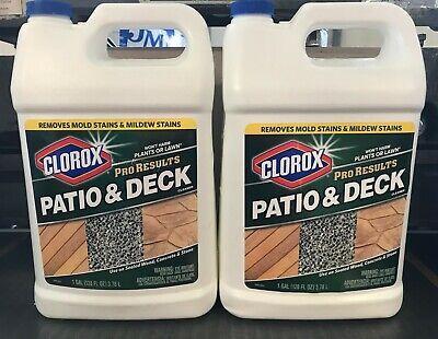 Patio Deck Cleaner 1 Gallon Bottle