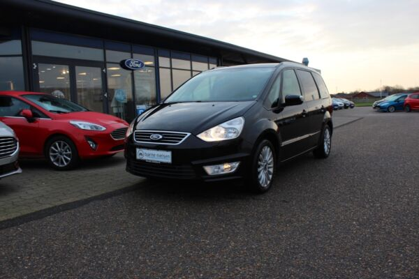 Ford Galaxy 2,0 TDCi 163 Collection 7prs billede 0