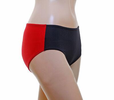 Pole Dance Nix Black Meryl 2 Tone Red/black *sale*
