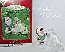 2000 Hallmark Frosty Friends Repaint Colorway Keepsake Ornament Register to Win