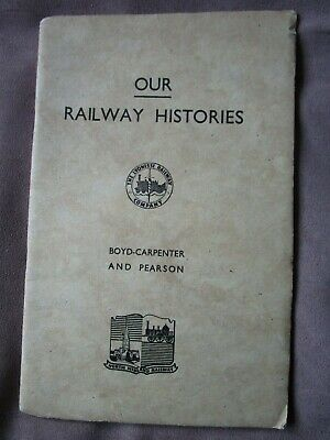1945 The Lyonesse Railway Gauge 1. North Midland Railway Our Railway Histories