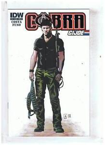 IDW-Comics-Cobra-13-NM-May-2012-Just-Printed
