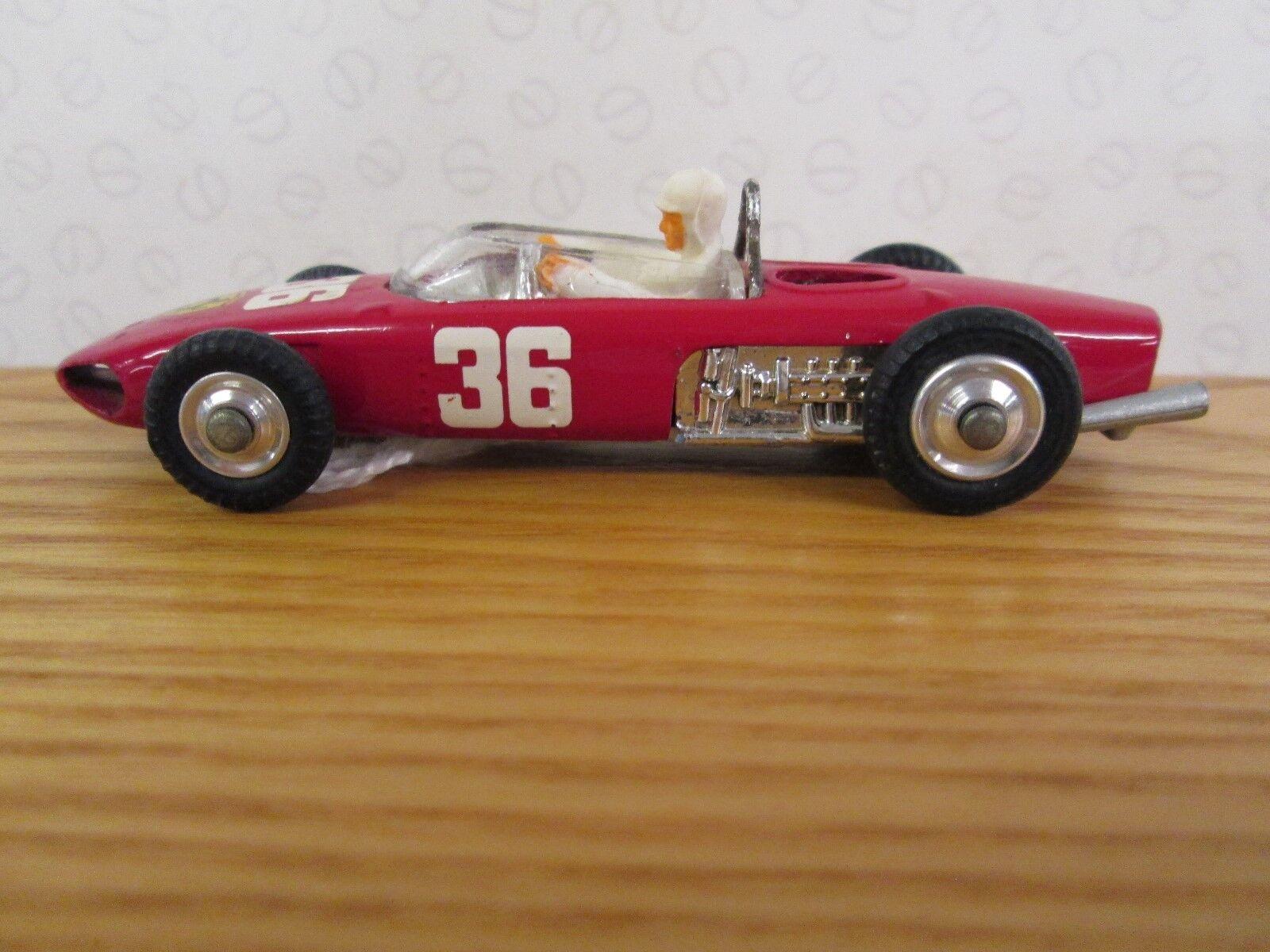 CORGI. FERRARI FORMULA 1 GP auto da corsa. 1:43. N. 36 da corsa. 154