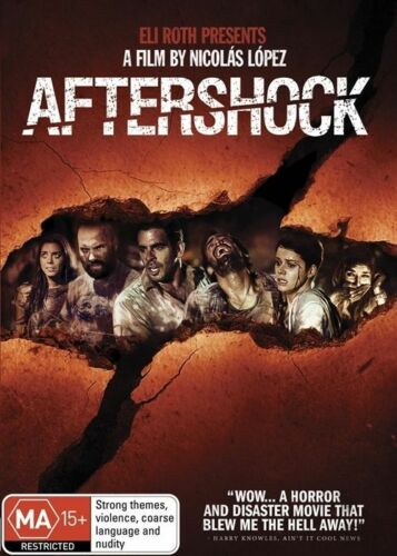 1 of 1 - NEW Aftershock ( DVD )