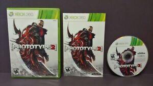 Prototype 2  - Microsoft Xbox 360 Complete Game 1 Owner Mint Disc Original