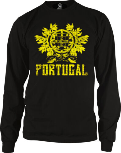 Coat of Arms of Portugal Portuguese Portuguesa Pride Long Sleeve Thermal