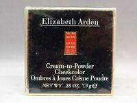 Elizabeth Arden Cream-to-powder Cheekcolor - 07 Sunbeam - Full Size - In Box