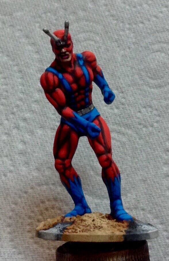 25mm 28mm well painted Marvel comics Giant-Man Avengers super hero champions