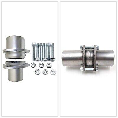 "Hedman Hedders 21152 Ball /& Socket Exhaust Flange Kit Mild Steel 3/"""