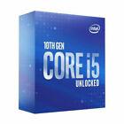 Intel Core i5-10600K Processeur (4,8 GHz, 6 Cœurs, Socket LGA1200, Box) - BX8070110600K