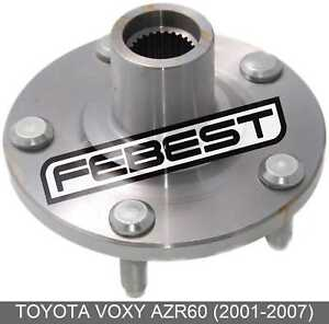 Front-Wheel-Hub-For-Toyota-Voxy-Azr60-2001-2007