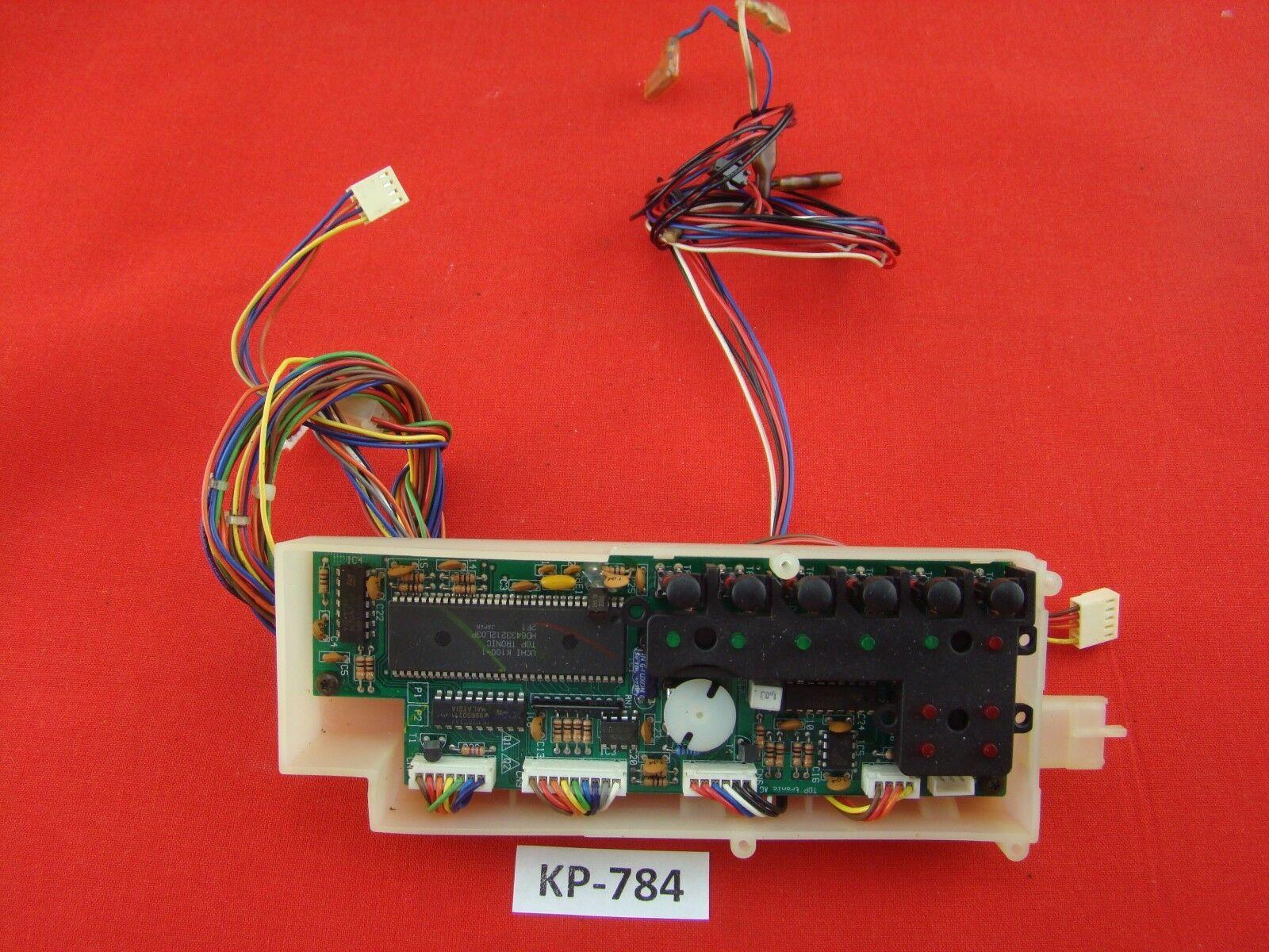 ORIGINAL Krups Type 860 bedienungspanel steuerelement  kp-784