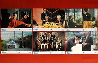 GODFATHER III PUZO COPPOLA AL PACINO 1990 6x RARE EXYU LOBBY CARDS