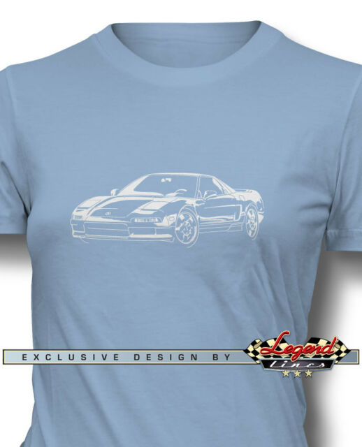 "Acura NSX 1990 ""3/4 Front"" T-Shirt For Women"