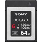 Sony XQD G Series 64 GB Memory Card - (QDG64F)