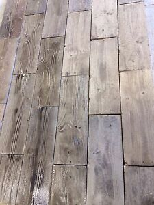Image Is Loading 6 COMMERCIAL RUBBER MOLDS CONCRETE STONE WOOD PATIO