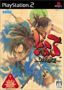 PS2-Dororo-PlayStation-2-Japan-F-S