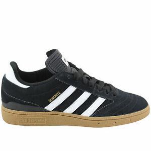Adidas-Busenitz-Pro-Skateboarding-Black-White-Gold-NEW-BNIB-G48060-samba