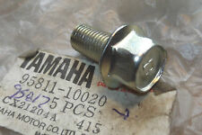 YAMAHA XS1100  XS 1100 1980/1981  GENUINE REAR FENDER MOUNT BOLT - # 95811-10020