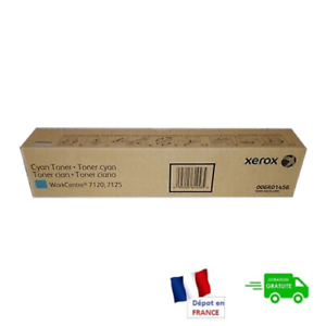 Xerox-Toner-006R01456-006R01460-Originale-Cyan-15000-pages-NEUF