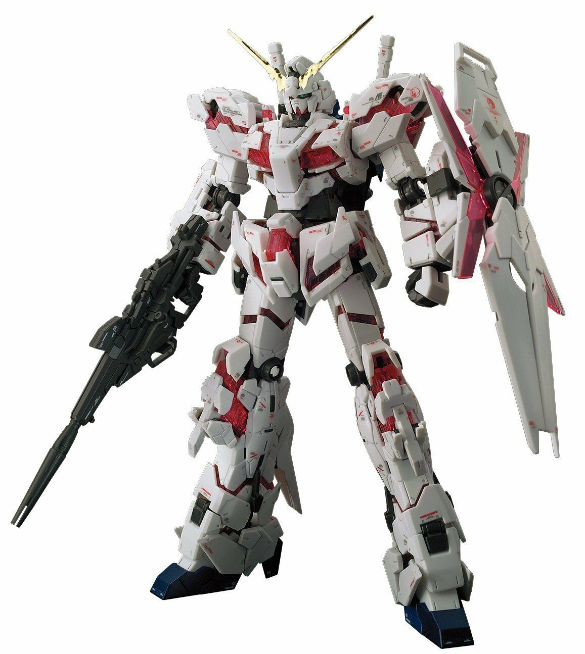 RG Mobile Suit Gundam Unicorn Gundam 1 144 Scale Gunpla Model Kit From Japan F S
