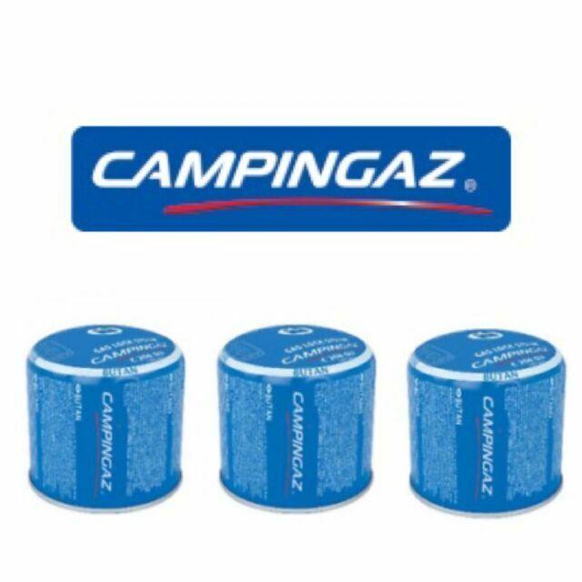 3X C206 GAS GAZ CARTRIDGE CAN 190g fits CAMPINGAZ COLEMAN STOVE LANTERN COOKER