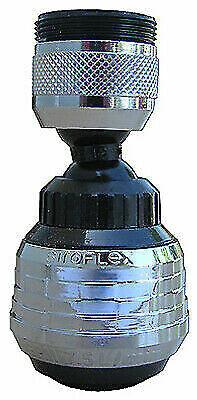 WHT//CHR Swiv Aerator,No 2931316 Inc. Larsen Supply Co.