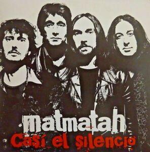 MATMATAH-CASI-EL-SILENCIO-CD-SINGLE