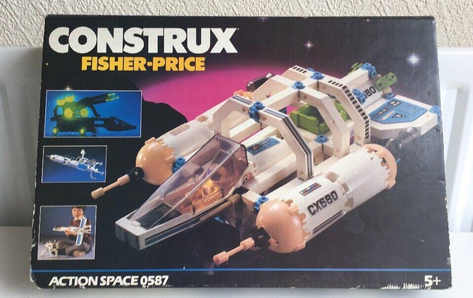 Construx - Fisher Price - 0587 - Please Read