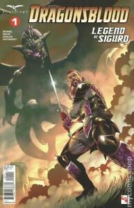 Dragonsblood-Legend-of-Sigurd-1-Image-Comic-1st-Print-2019-NM-unread