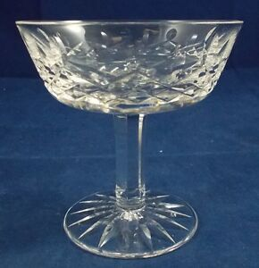 Waterford-LISMORE-Champagne-Tall-Sherbet-GREAT-CONDITION
