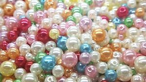 25g-4-6-8mm-Mixed-Acrylic-Pearl-Beads-A5203