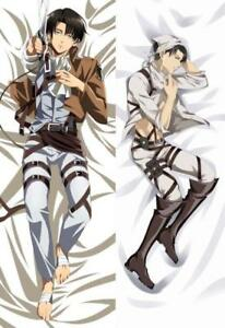 BL Anime Attack on Titan Levi Rivaille Cosplay Costume ...