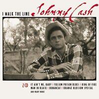 Johnny Cash I walk the line (compilation, 24 tracks, 2003) [2 CD]