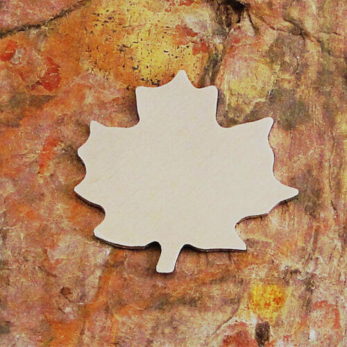 "MAPLE LEAF 1 7//16/"" XL Stamping Enameling Blanks Aluminum Brass Bronze Copper 5"