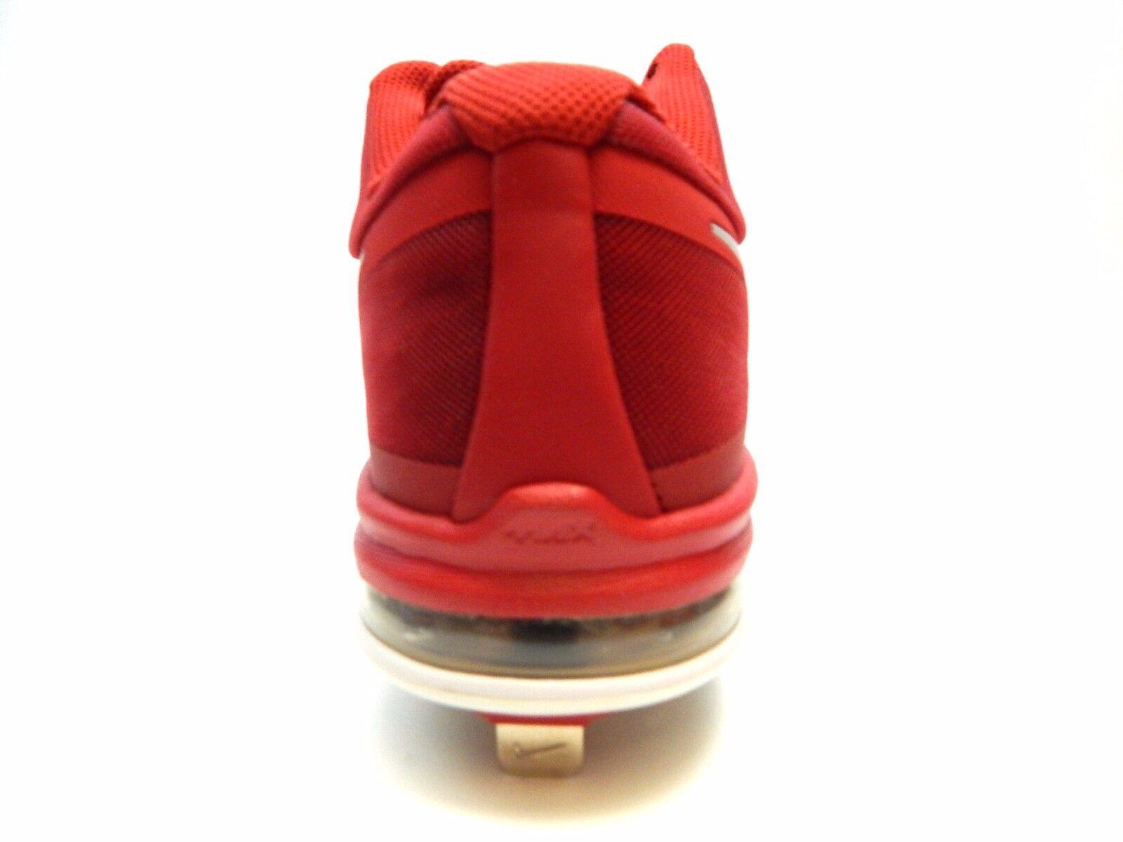 nike air max mvp elite 3 / 4 chaussures chaussures chaussures de baseball 524957 610 taille 12 & 12,5   De Qualité Supérieure  f585dd