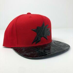 New-Mitchell-amp-Ness-Philadelphia-76ers-NBA-Retro-Red-Adjustable-Snapback-Cap-Hat