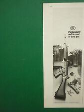 6/1976 PUB FN HERSTAL SA ARMEMENT MUNITIONS LIGHT ARMAMENT ORIGINAL MILITARY AD