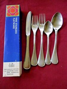 DALIA Stain Stainless Spain Silverware // Flatware CHOICE LONDON // LONDRES