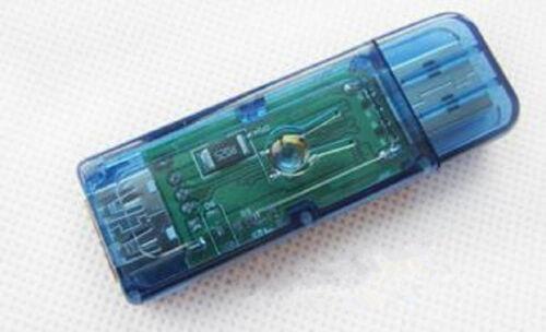 White Font DC OLED USB Detector Voltmeter Ammeter Capacity Tester Meter Voltage