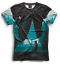 Красная шапочка New Hipster t-shirt Little Red Riding Hood forest wolf 446618